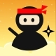 Ninja adventure - construct 2 game - (Capx - HTML5) - optimized for mobile and desktop - admob