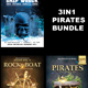 Pirates Bundle 3in1
