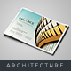 Modern Architecture Brochure 24 Pages A5 - GraphicRiver Item for Sale