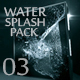 Water Splash Pack 03 - VideoHive Item for Sale