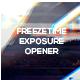 Freezetime Exposure