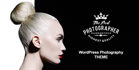 ThemeForest Photography WordPress Theme 20178262
