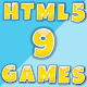 HTML5  BEST9 GAMES BUNDLE №4