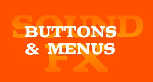 Button & Menus SFX