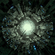 Sci-fi Futuristic Tunnel