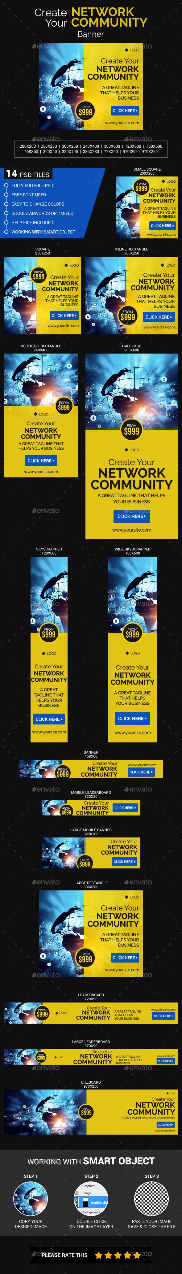 GraphicRiver Network Community 20447992