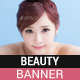 Beauty Banner - GraphicRiver Item for Sale