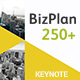BizPlan Triangle Keynote Template - GraphicRiver Item for Sale