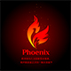 Phoenix logo temlate - GraphicRiver Item for Sale