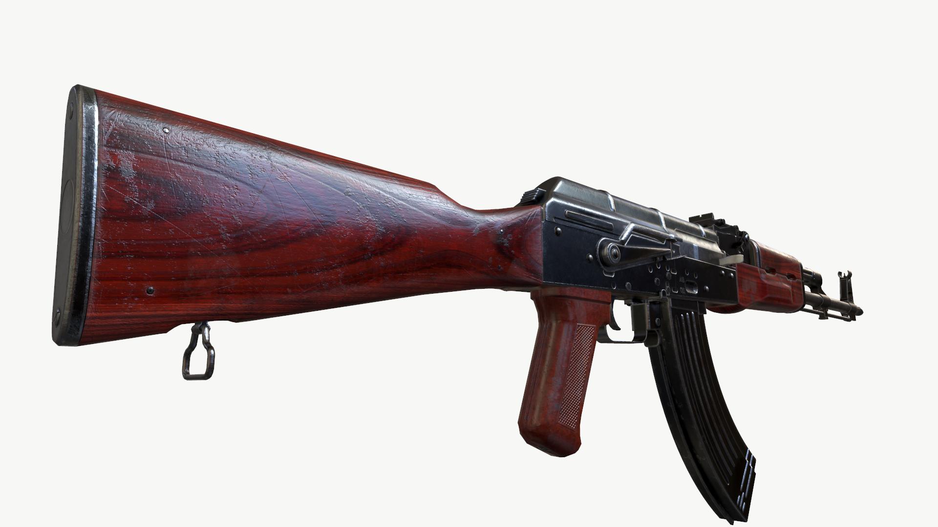 AKM (AK-47 AK-74) By Pshnka