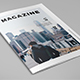 Cool Modern Style Magazine - GraphicRiver Item for Sale