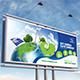 Green Energy Billboard
