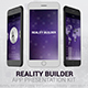 Reality Builder App Presentation Kit