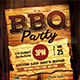 BBQ Invitation - GraphicRiver Item for Sale