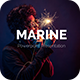 Marine - Powerpoint Template - GraphicRiver Item for Sale