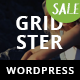 Gridster - A Responsive WordPress Blog Theme - ThemeForest Item for Sale