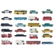 City Transport Set. Flat Design Vector - GraphicRiver Item for Sale