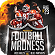 College Football Game Flyer - GraphicRiver Item for Sale