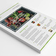 Flyer – Organic Food