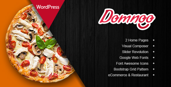 20 Stunning Pizza House WordPress Themes 2019 16