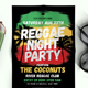 Reggae Music Party - GraphicRiver Item for Sale