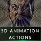 Gif Animated  Illusion Photoshop Action