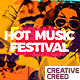 Hot Music Festival - VideoHive Item for Sale