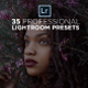 35 Professional Portrait Lightroom Presets