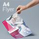 Corporate Design A4 Flyer - GraphicRiver Item for Sale