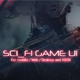 Sci-Fi Game UI Kit for All Types - GraphicRiver Item for Sale