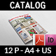 Products Catalog Brochure Template Vol.5 - GraphicRiver Item for Sale
