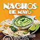 Nachos Flyer / Poster Template