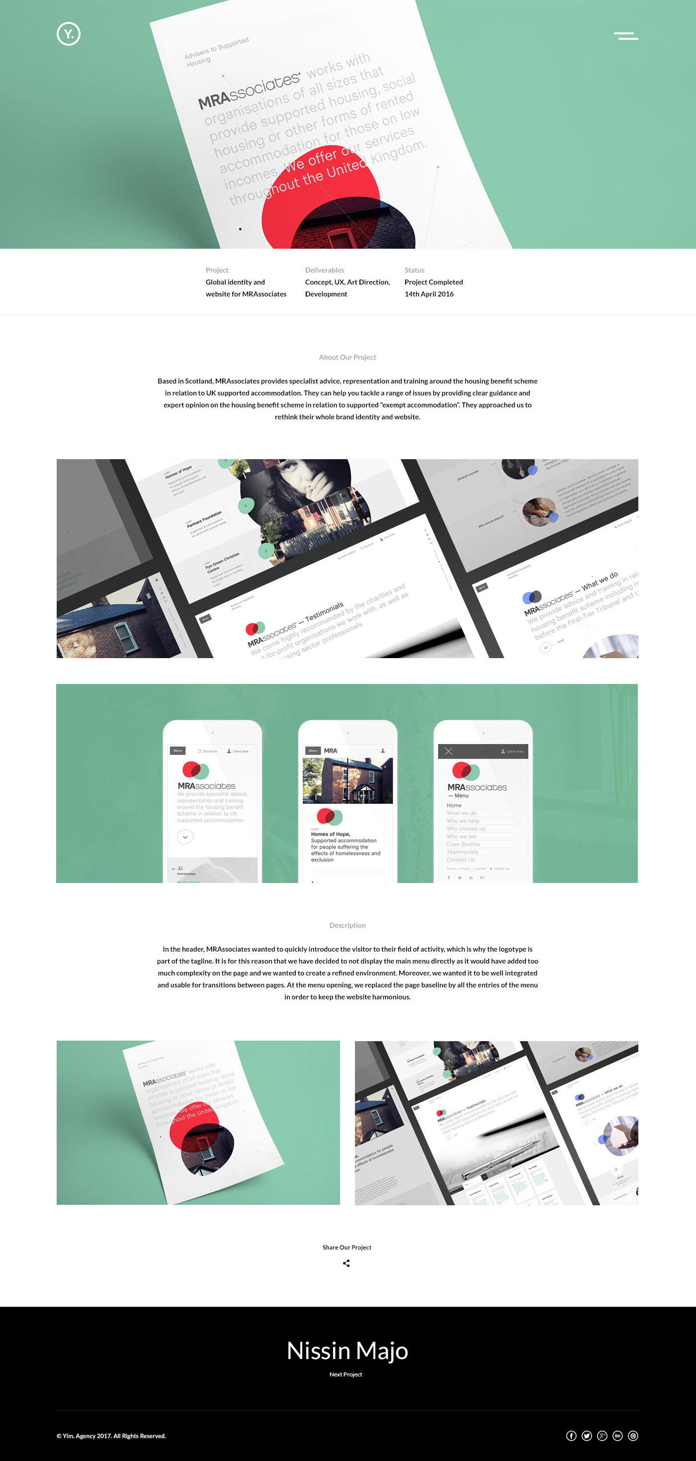yim creative and modern psd template by alexstefan44 themeforest