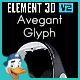 Avegant Glyph for Element 3D - 3DOcean Item for Sale