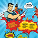 Comic Style Handyman Flyer - GraphicRiver Item for Sale