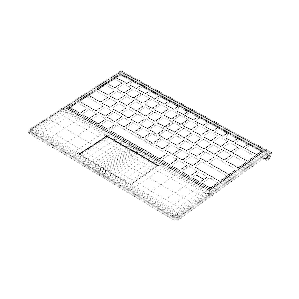 Surface Keyboard Bent