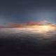 Aerial Sunset Ocean VR 360 01 - VideoHive Item for Sale