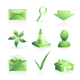 Green symbols - GraphicRiver Item for Sale