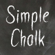 Simple Chalk - GraphicRiver Item for Sale
