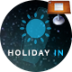 Holiday in Keynote Presentation Template
