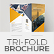 Trifold Brochure Template 07 - GraphicRiver Item for Sale
