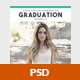 Graduation Invitation v2 - GraphicRiver Item for Sale