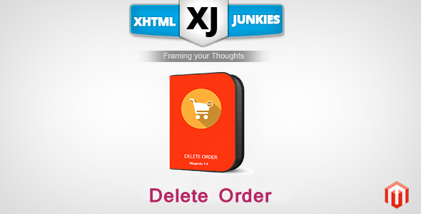 Delete Orders Magento 2 - CodeCanyon Item for Sale