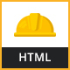 Yellow Builder | Ultimate Construction Template
