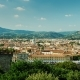 Florence in Italy. A Popular Destination Among Tourists From All Over the World