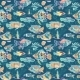 Magic Sea Life Vector Pattern - GraphicRiver Item for Sale