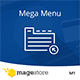Magento Mega Menu Extension