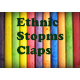 Ethnic Stomps and Claps Logo