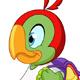 School Parrot