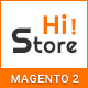 HiStore - Clean and Bright Responsive Magento 2 Theme - ThemeForest Item for Sale